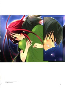 Rating: Safe Score: 4 Tags: ito_noizi sakai_yuuji shakugan_no_shana shana User: admin2