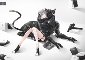 Rating: Safe Score: 47 Tags: garter mecha yucca-612 User: nphuongsun93