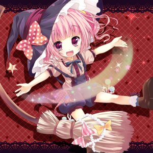 Rating: Safe Score: 19 Tags: shiwasu_horio witch User: fairyren