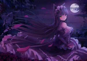 Rating: Safe Score: 71 Tags: animal_ears dress gothic_lolita heterochromia lolita_fashion sonikey tattoo User: Mr_GT