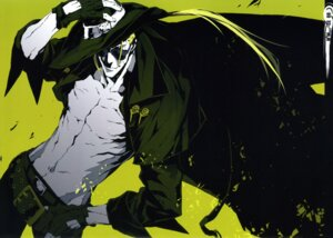 Rating: Safe Score: 16 Tags: guilty_gear johnny male miwa_shirow screening User: Radioactive