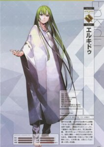 Rating: Questionable Score: 6 Tags: enkidu_(fate/strange_fake) fate/grand_order morii_shizuki User: Radioactive