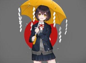 Rating: Safe Score: 27 Tags: seifuku sweater transparent_png umbrella usamochi_(7290381) User: charunetra