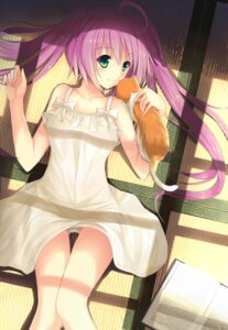 Rating: Questionable Score: 67 Tags: dreamlight2000 dress neko pantsu skirt_lift User: fairyren