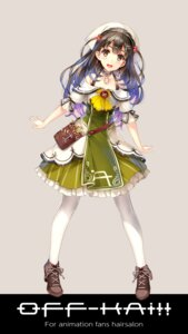 Rating: Safe Score: 30 Tags: dress heels misaki_kurehito off-kai!! pantyhose User: saemonnokami
