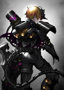 Rating: Safe Score: 12 Tags: asagon007 ass garter mecha_musume tagme tail weapon User: Dreista
