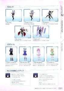 Rating: Safe Score: 1 Tags: black_sister choujigen_game_neptune choujigen_game_neptune_mk2 tsunako uni_(choujigen_game_neptune) User: donicila