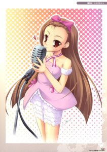 Rating: Safe Score: 11 Tags: hinadamari katagiri_hinata minase_iori the_idolm@ster User: WtfCakes