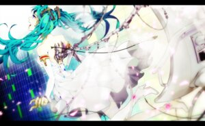 Rating: Safe Score: 12 Tags: akiakane dress hatsune_miku vocaloid User: charunetra