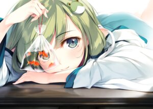 Rating: Safe Score: 121 Tags: ke-ta kochiya_sanae touhou User: Mr_GT