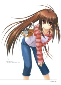 Rating: Safe Score: 21 Tags: key little_busters! na-ga natsume_rin neko User: admin2