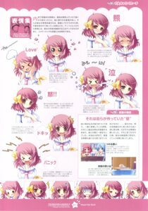 Rating: Safe Score: 5 Tags: character_design expression mochizuki_maho seifuku tsunagaru★bangle windmill User: admin2
