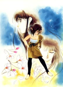 Rating: Safe Score: 5 Tags: kakinouchi_narumi miyu vampire_princess_miyu watercolor yui_(miyu) User: Radioactive