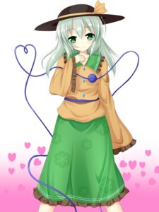 Rating: Safe Score: 11 Tags: komeiji_koishi masiroke touhou User: fairyren