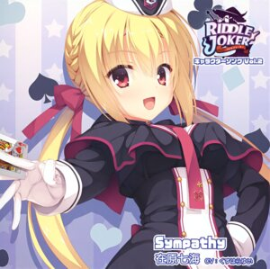 Rating: Safe Score: 22 Tags: arihara_nanami disc_cover kobuichi riddle_joker seifuku yuzu-soft User: Twinsenzw