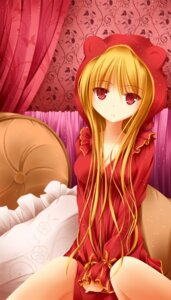 Rating: Safe Score: 56 Tags: sakura-sou_no_pet_na_kanojo shiina_mashiro y453438489 User: ddns001