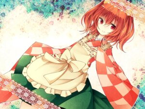 Rating: Safe Score: 18 Tags: motoori_kosuzu tama_(soon32281) touhou User: Radioactive