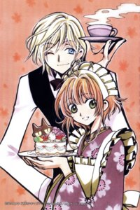 Rating: Safe Score: 8 Tags: clamp fai_d._flourite kinomoto_sakura tsubasa_reservoir_chronicle User: Share