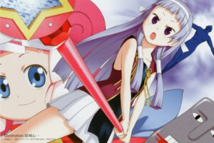 Rating: Safe Score: 3 Tags: kannagi_crazy_shrine_maidens nagi yuuki_shinichi User: Prishe