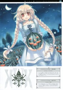Rating: Safe Score: 18 Tags: aquarian_age dress halloween kawaku User: midzki
