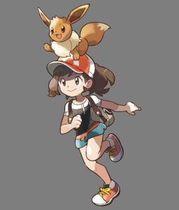 Rating: Safe Score: 12 Tags: ayumi_(pokemon) eevee nintendo pokemon sugimori_ken transparent_png User: Radioactive