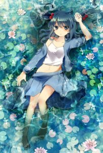 Rating: Safe Score: 41 Tags: kawashiro_nitori shromann touhou wet_clothes User: JCorange