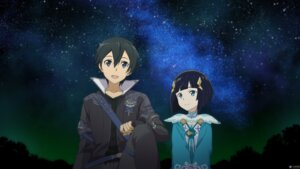 Rating: Safe Score: 33 Tags: dress kirito premiere sword_art_online User: kiyoe