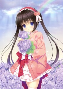 Rating: Safe Score: 70 Tags: hazumi_rio lolita_fashion thighhighs wa_lolita User: Twinsenzw