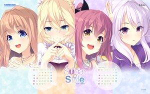 Rating: Safe Score: 22 Tags: calendar fuyutsuki_kaname game-style kusunoki_hare minami_mao morisumi_ichika smee sugar_*_style taniyama-san wallpaper User: moonian