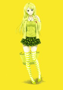Rating: Safe Score: 11 Tags: 1059 c.c._lemon c.c._lemon_(character) thighhighs User: Radioactive