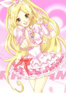 Rating: Safe Score: 15 Tags: cure_rhythm dress futari_wa_pretty_cure kojikoji minamino_kanade pretty_cure suite_pretty_cure User: charunetra