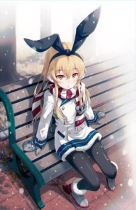 Rating: Safe Score: 78 Tags: 40hara heels kantai_collection pantyhose shimakaze_(kancolle) User: Mr_GT