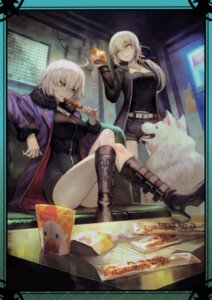 Rating: Safe Score: 37 Tags: cleavage fate/grand_order heels jeanne_d'arc jeanne_d'arc_(alter)_(fate) saber saber_alter tagme User: Radioactive