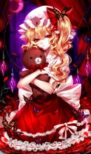 Rating: Safe Score: 21 Tags: dress flandre_scarlet sheya touhou wings User: charunetra