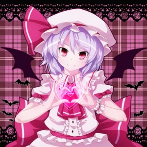 Rating: Safe Score: 20 Tags: kisaragi8 remilia_scarlet touhou wings User: Nekotsúh