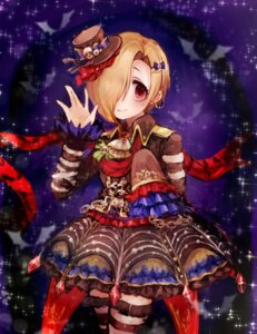 Rating: Safe Score: 13 Tags: dress kuromitsu_maria shirasaka_koume the_idolm@ster the_idolm@ster_cinderella_girls thighhighs User: Mr_GT
