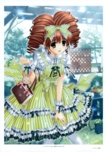 Rating: Safe Score: 16 Tags: kimizuka_aoi lolita_fashion User: crim