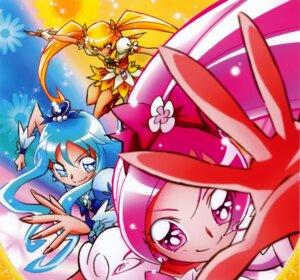 Rating: Safe Score: 3 Tags: hanasaki_tsubomi heartcatch_pretty_cure! kurumi_erika myoudouin_itsuki pretty_cure umakoshi_yoshihiko User: Radioactive