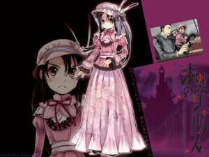 Rating: Safe Score: 8 Tags: akira_(kaned_fools) angelica_derleth dress shikkoku_no_sharnoth wallpaper User: Devard