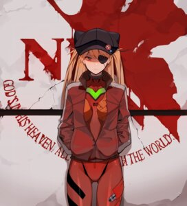 Rating: Safe Score: 28 Tags: bodysuit eyepatch hona_(pixiv7939518) neon_genesis_evangelion souryuu_asuka_langley User: Mr_GT