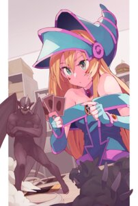 Rating: Safe Score: 26 Tags: armor dark_magician_girl kamameshi_gougoumaru monster yugioh User: nphuongsun93