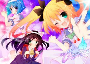 Rating: Safe Score: 9 Tags: animal_ears kaitou_tenshi_twin_angel natsuki_yuu nekomimi User: fireattack