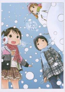 Rating: Safe Score: 6 Tags: barasui ichigo_mashimaro itou_chika itou_nobue matsuoka_miu User: petopeto