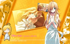 Rating: Safe Score: 18 Tags: chibi cleavage dies_irae dress light marie_(dies_irae) tagme wallpaper User: moonian