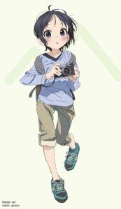 Rating: Safe Score: 12 Tags: imaoka_noriyuki kurosaki_honoka photoshop yama_no_susume User: Luigimariooo