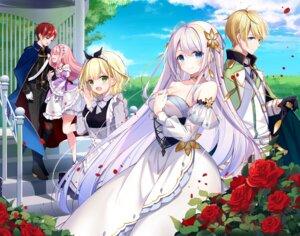 Rating: Questionable Score: 24 Tags: bloomers dress kisaragi_yuri maid no_bra uniform User: Dreista
