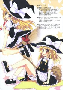 Rating: Safe Score: 11 Tags: kirisame_marisa meito meizu touhou witch User: Radioactive