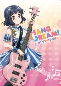 Rating: Safe Score: 34 Tags: bang_dream! dress guitar tagme ushigome_rimi User: saemonnokami