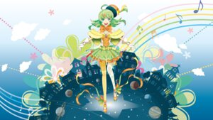 Rating: Safe Score: 18 Tags: gumi pantyhose vocaloid youshiki User: Brufh