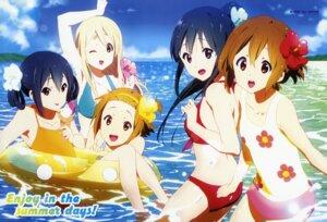 Rating: Safe Score: 57 Tags: akiyama_mio bikini hirasawa_yui k-on! kotobuki_tsumugi nakano_azusa swimsuits tainaka_ritsu ueno_chiyoko User: PPV10